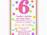 6th Birthday Party Invitation Wording 6th Birthday Invitation Wording Kinderhooktap Com