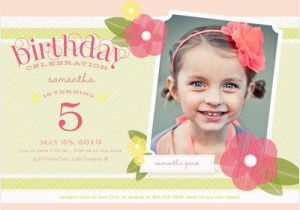 7 Year Old Birthday Invitation Wording 5 Year Old Birthday Party