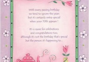70 Birthday Card Sayings Birthday Cards 70th Birthday Cards Happy Seventy