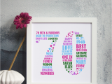 70 Birthday Gifts for Her 70th Birthday Gift for Her Milestone 70th Birthday Gifts