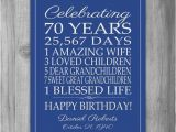 70 Birthday Gifts for Her 70th Birthday Gift Ideas for Herwritings and Papers