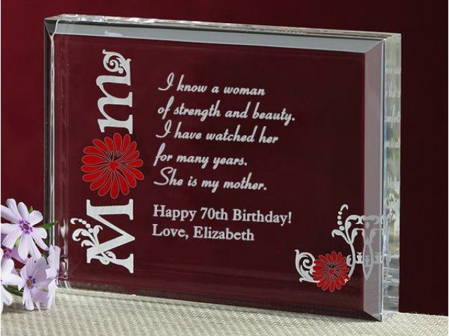 70 Birthday Gifts For Her 70th Gift Ideas Mom 20