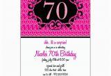 70 Birthday Invitation Template 70 Birthday Invitations Templates Bagvania Free