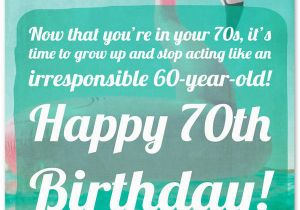 70 Year Old Birthday Card Sayings 70th Wishes And Messages
