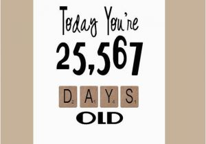 70 Year Old Birthday Cards Best 25 70th Card Ideas On Pinterest Diy