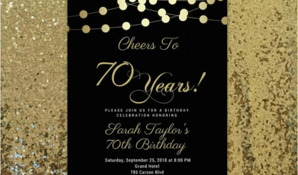 Download By SizeHandphone Tablet Desktop Original Size Back To 70 Year Old Birthday Invitations
