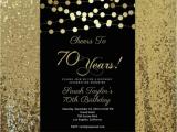 70 Year Old Birthday Invitations 15 Golden Birthday Card Templates Free Premium Templates