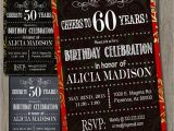 70 Year Old Birthday Invitations Cheers to 30 40 50 60 70 80 90 Years Adult Birthday Party