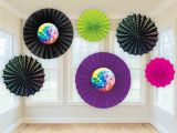 70s Birthday Party Decorations 6 assorted Groovy 70 39 S Disco Fever Birthday Party Hanging