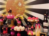 70s Birthday Party Decorations Kara 39 S Party Ideas Disco Glam Birthday Party Planning