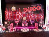 70s Birthday Party Decorations Kara 39 S Party Ideas Pink Disco Party Via Karaspartyideas