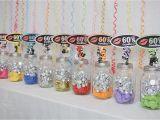 70th Birthday Decorations Supplies 70th Birthday Decoration Available In 9 Colors 70th Candy