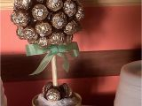 70th Birthday Decorations Supplies Ferrero Rocher Tree for A 70th Birthday Party 70th