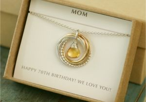 70th Birthday Gift Ideas For Her Mother In Law Grandma