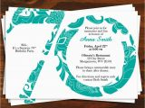 70th Birthday Invitations for Dad 70th Birthday Invitation Templates 70th Bir