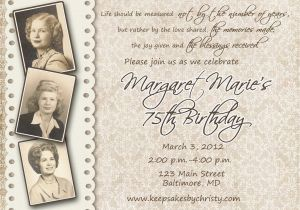 70th Birthday Invitations Wording Samples Party Invitation Librarry