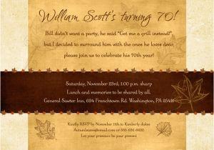 70th Birthday Invite Wording Create 70th Birthday Invitation Wording