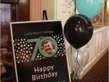 70th Birthday Party Decorations Ideas 70th Birthday Parties On Pinterest Surprise Party