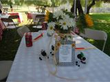 70th Birthday Table Decorations My 70th Birthday Party Shirley Buxton