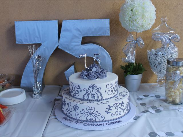 Download By SizeHandphone Tablet Desktop Original Size Back To 75th Birthday Decoration Ideas