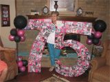 75th Birthday Decoration Ideas Poster Board for Mother 39 S 75th Birthday Party Worked Out