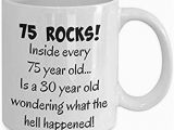 75th Birthday Gifts for Man Amazon Com 75th Birthday 1944 Birthday 75th Birthday