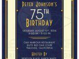 75th Birthday Party Invitation Wording 16 75th Birthday Invitations Unique Ideas Birthday