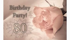 80 Year Old Birthday Invitations 1 000 80 Year Old Invitations 80 Year Old Announcements