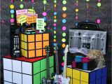 80s Birthday Party Decorations 80s Party Ideas Kids Party Ideas at Birthday In A Box