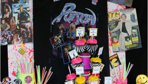 80s Birthday Party Decorations Awesome 80 39 S Birthday Party Ideas