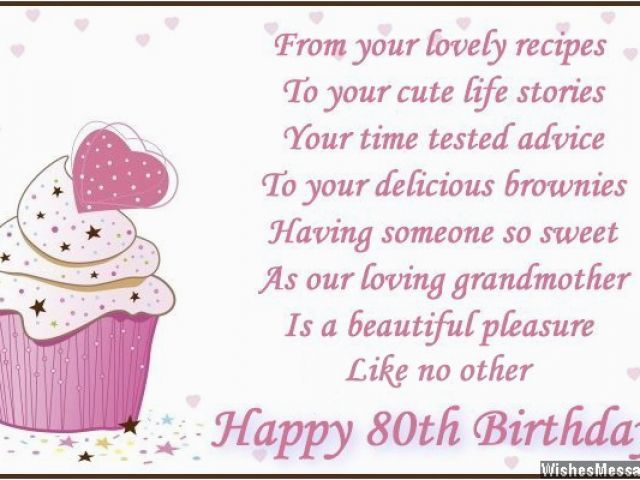 Download By SizeHandphone Tablet Desktop Original Size Back To 80th Birthday Card Message