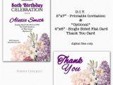 80th Birthday Cards Free Printable 80th Birthday 80th Birthday Invitations and Birthday