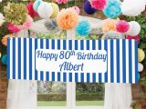 80th Birthday Decorations Uk 80th Birthday Party Ideas Party Pieces Blog Inspiration