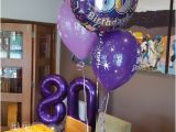 80th Birthday Decorations Uk Birthday Balloons 80th Birthday Party Balloons and