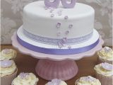 80th Birthday Decorations Uk Lilac 80th Birthday Cake Flickr Photo Sharing