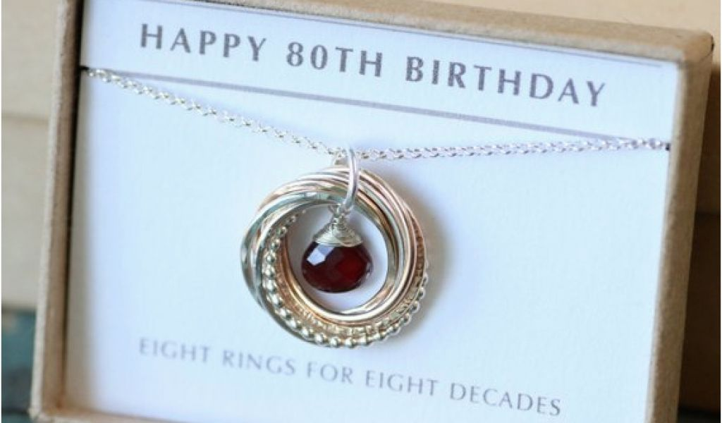 99 80th Birthday Gift Ideas Grandma