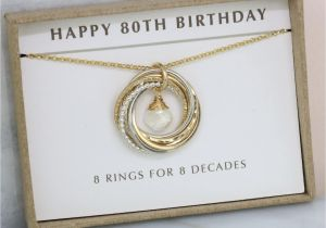 80th Birthday Gifts For Her And Ideas Find Me A