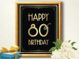 80th Birthday Gifts for Him Australia Happy 80th Birthday 80th Birthday Decoration 80th Birthday