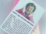 80th Birthday Gifts for Him Uk 60th 65th 70th 80th Birthday Present Survival Kit Fun