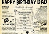 80th Birthday Gifts for Husband 1939 Fun Facts 1939 80th Birthday Party Happy Birthday