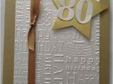80th Birthday Gifts for Male 80th Birthday Card Docrafts Com Happy Birthday
