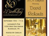 80th Birthday Invitation Templates Free 15 Sample 80th Birthday Invitations Templates Ideas