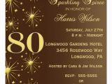 80th Birthday Invitation Templates Free Printable 15 Sample 80th Birthday Invitations Templates Ideas