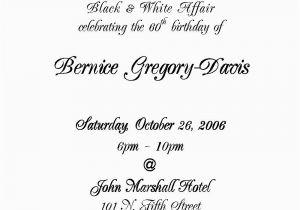 80th Birthday Invitation Wording Samples 80th Birthday Invitation Wording Samples Best Party Ideas