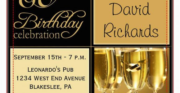 80th Birthday Invitations for A Man 15 Sample 80th Birthday Invitations Templates Ideas
