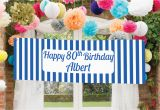 80th Birthday Party Decorations Supplies 80th Birthday Party Ideas Party Pieces Blog Inspiration