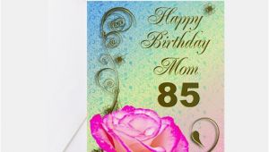 85th Birthday Card Verses 85th Birthday 85th Birthday Greeting Cards Cafepress