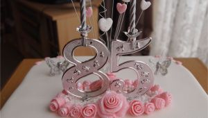 85th Birthday Decorations 85th Birthday Cake Cakes Pinterest Birthday Cakes