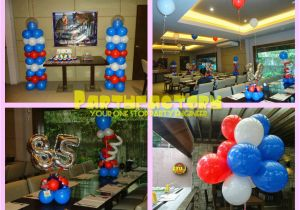 85th Birthday Decorations Welcome To Partyfactory Cebu Lolo Nonoy 39 S