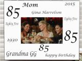 85th Birthday Ideas for Him 85th Birthday Gift Ideas Gifts for Older Women 85th